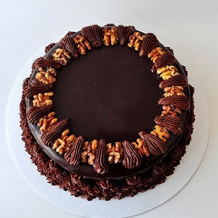 Walnut Cake Chocolate-0