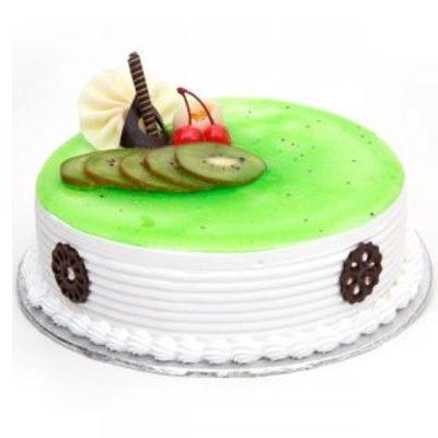 Kiwi Flavour Cake -0