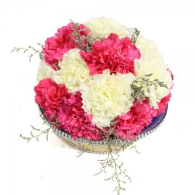 Love and Blessings with Carnations-0