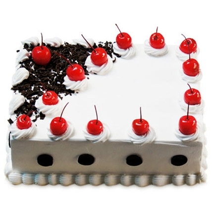 Black forest with Cherry-0