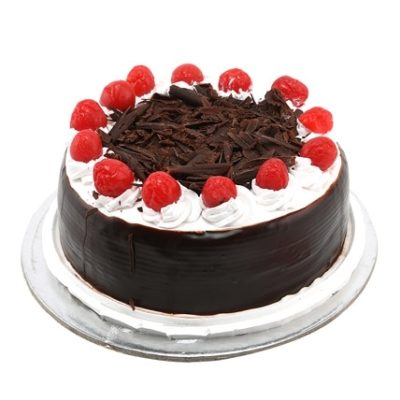 Cherried Black Forest with chocolate shavings-0