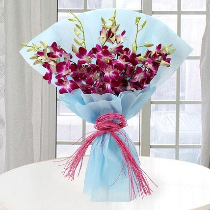 Orchids Flower Bouquet-0