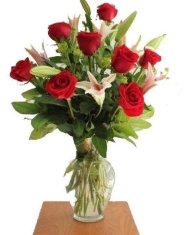 Romantic Vase-0