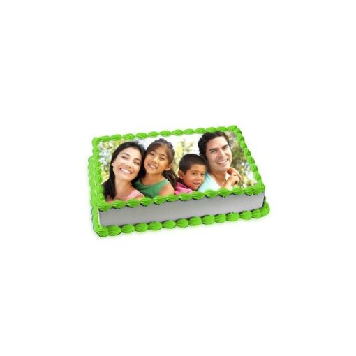 Family Photo Cake-0