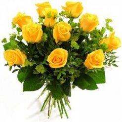 Yellow Roses Bouquet Special-0