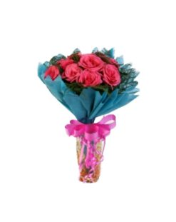 Pink Roses-0
