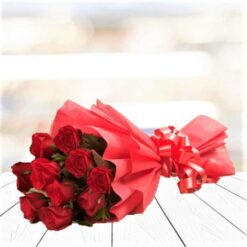 Perfect Red Roses Bunch