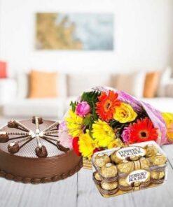 Chocolaty Bouquet to Surprise-0