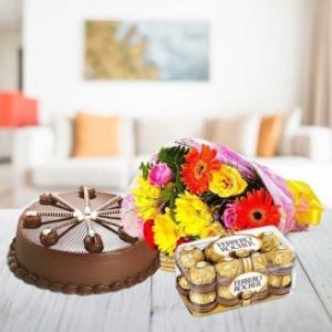 Chocolaty Bouquet to Surprise-0