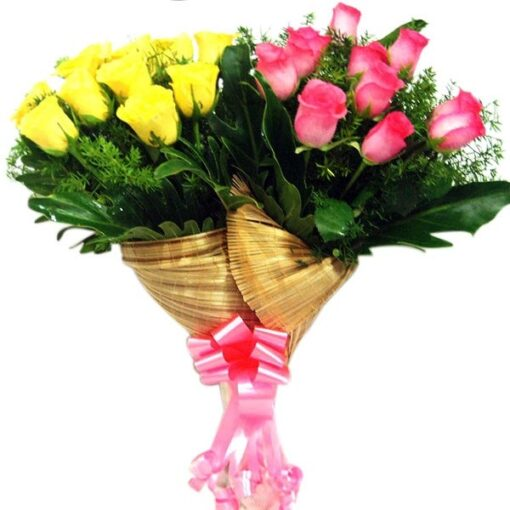 Combo of Roses Bouquet -0