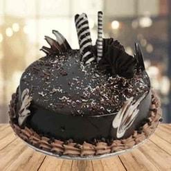 Lap of Luxury Chocolate Cake -0