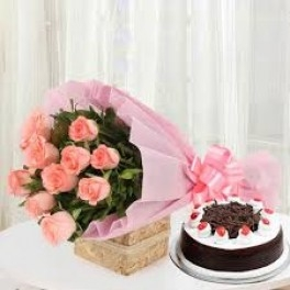 Pink Black Forest Combo-0