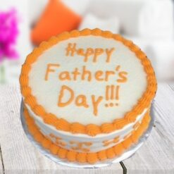 Butterscotch Father's Day Cake-0