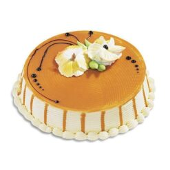 Butterscotch Lovers Cake-0