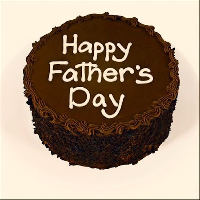 Chocolate Cake On Father's Day-0