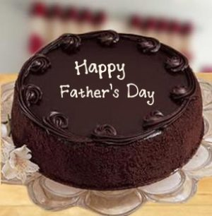 Chocolaty Fudge For Father's Day-0