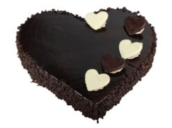 Hearts on Heart with Choco Chips-0