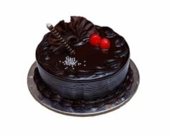 Luxury Truffle Cake-0