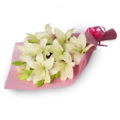 Sweet Lilies Bouquet-0