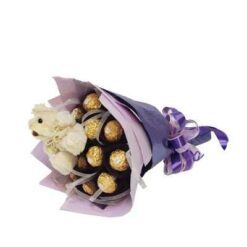 Teddy and Ferraro Bouquet-0