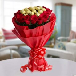 Rocher Roses Bouquet-0