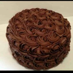 Special Chocolate Rose Cake-0