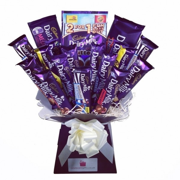 Cadbury Dairy Milk Bouquet-0