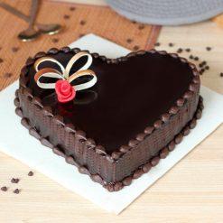Chocolate Love cake -0
