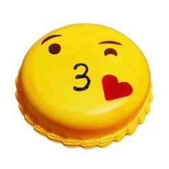 Emoji cake -0