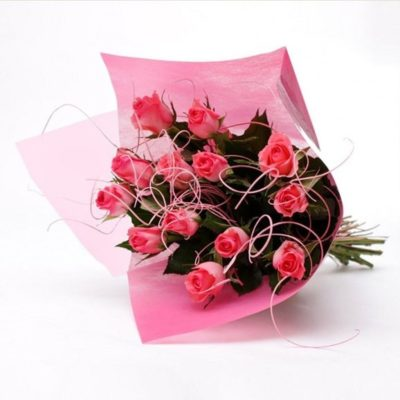 Delight Pink Roses-0