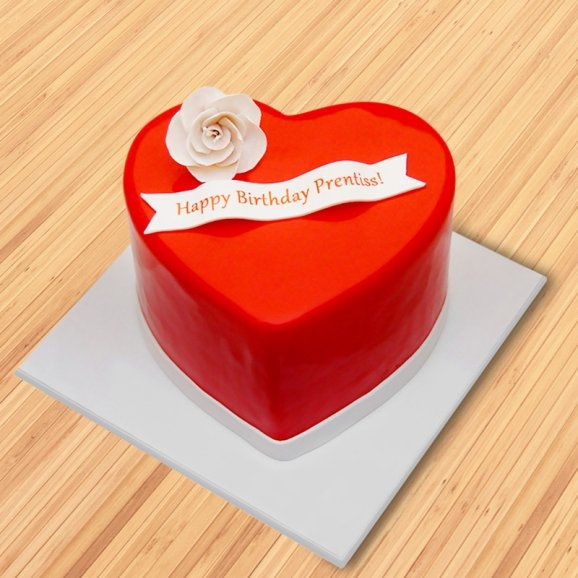 Designer Wishes Cake -0