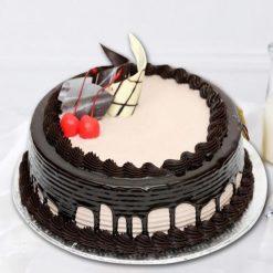 Chocolate coffee cake-0