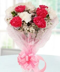 Surprise with Carnations-0