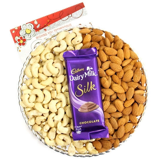 Cadbury Silk with Almonds-0