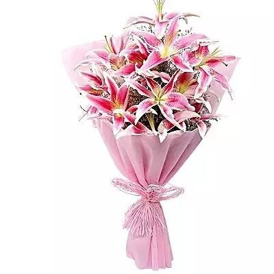 Pink Lilies Package-0