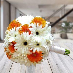 Simple Gerbera Bouquet-0