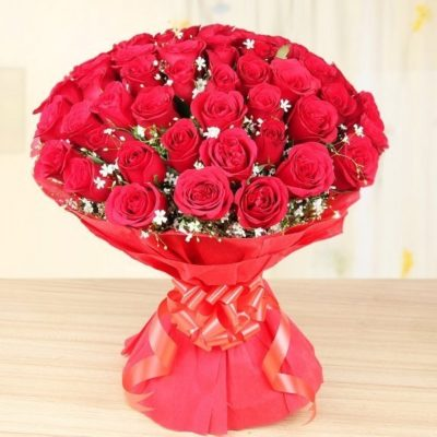 Special Red Bouquet-0
