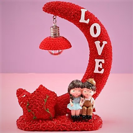 Couple Love Lamp