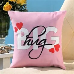 Designer Hug Cushion