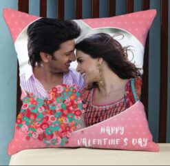 Happy Valentines Day Cushion