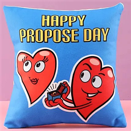 Lovely Heart Cushion