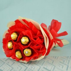 Small Ferrero Bouquet