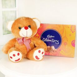 Valentines Celebration Teddy