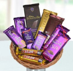 Chocolaty Basket