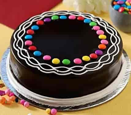 Designer Gems Cake