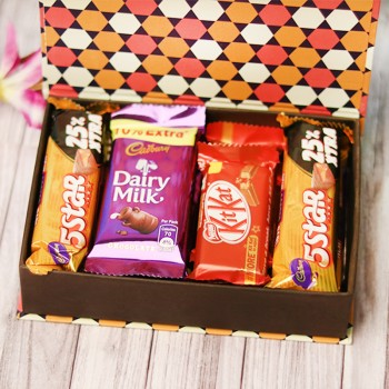 Mixed Chocolate Box