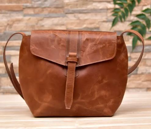 Women's Day Leather Bag