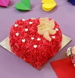 Designer-Hearts-Cake
