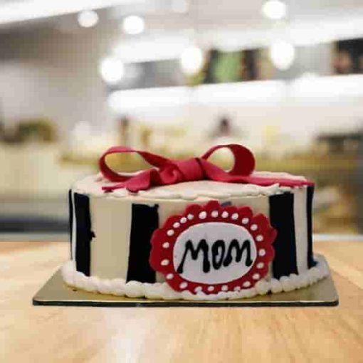 Mom's Designer Cake