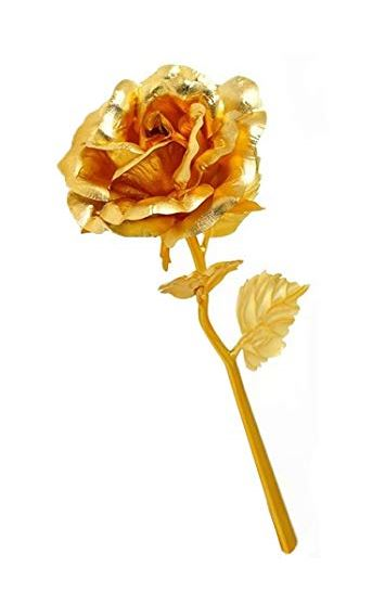 Small Gold Rose